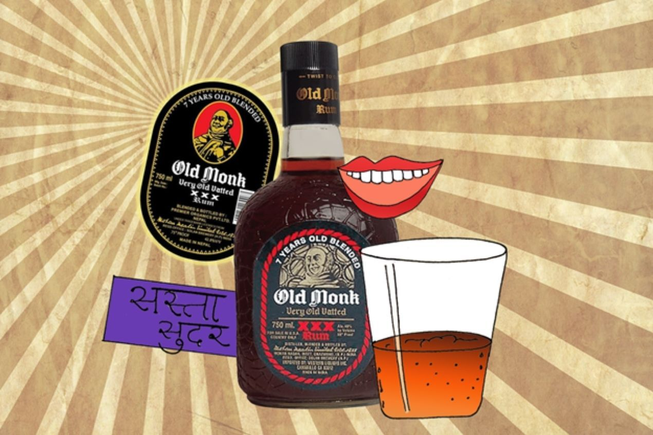 Photo for: Old Monk: Iconic brand of India