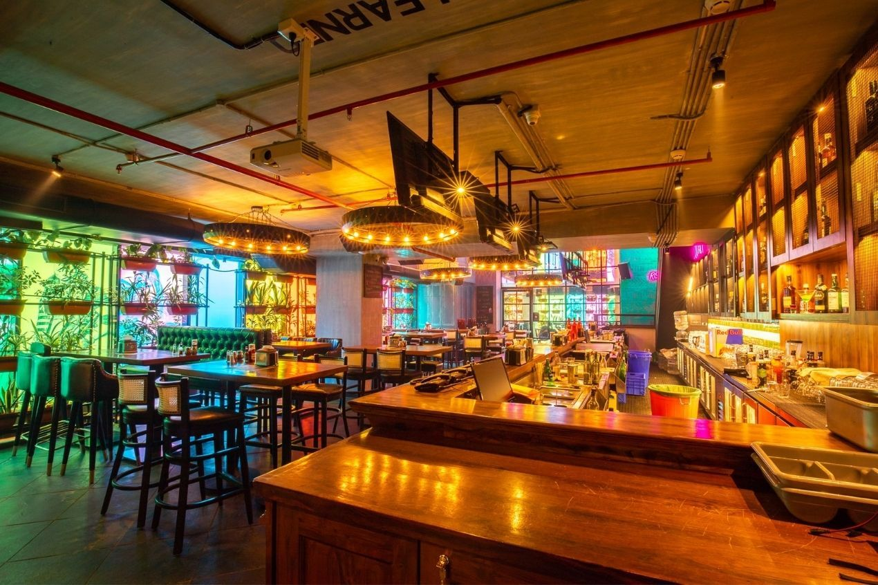 Photo for: 5 themed restaurants and bars you must visit in Mumbai